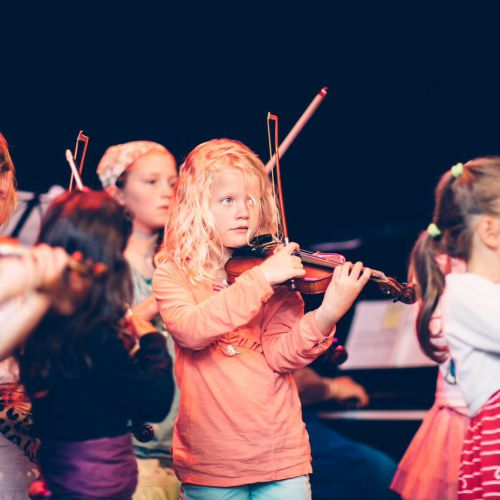 Workshop Muzikale ontdekkingsreis: VIOOL (4 t/m 7 jaar) - Christopher Dominic