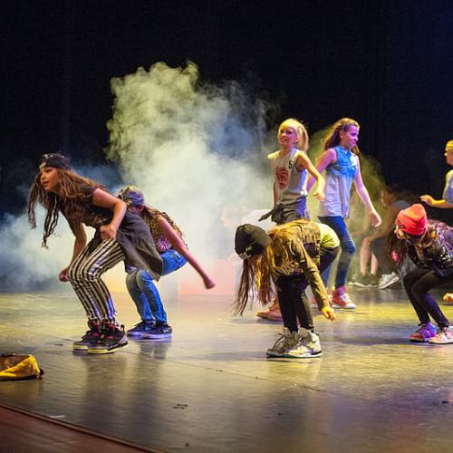 Workshop musical: Carrousel der Betovering - Musical4Kids - nvt
